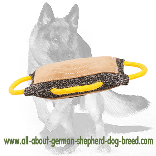 German Shepherd Advanced Dog Bite Pad Made Of French Linen