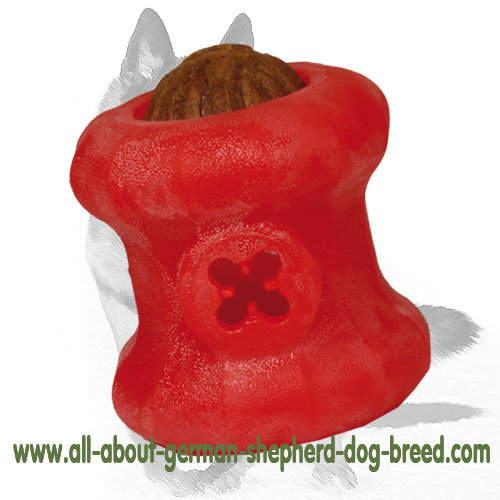 Extra durable dog chewing toy