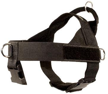 SAR Harness for German Shepherd-Search&Rescue NYLON DOG HARNESS