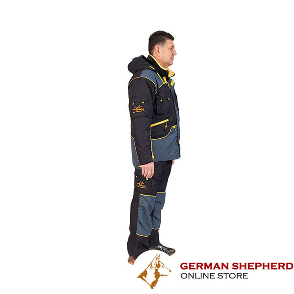 Waterproof Bite Suit for Schutzhund Training