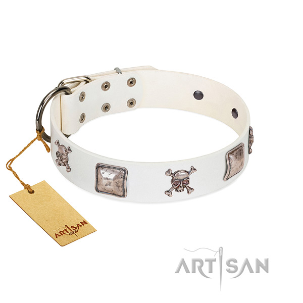Decorated dog collar created for your lovely doggie