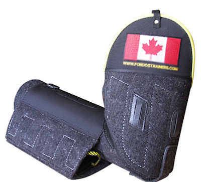 Bite Protection Sleeve - X-Sleeve Canadian pride