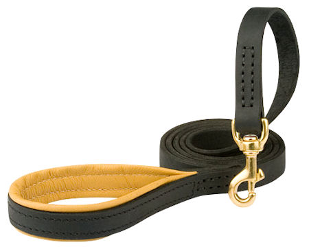 Handcrafted Strong Leather Dog 【Leash】 for German Shepherd : German  Shepherd Breed: Dog harnesses, Muzzles, Collars, Leashes | 2021 [BUY NOW]
