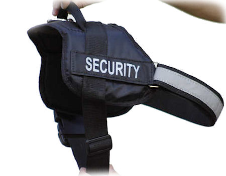 Dog Vest With Handle Harness Service Dog Vest